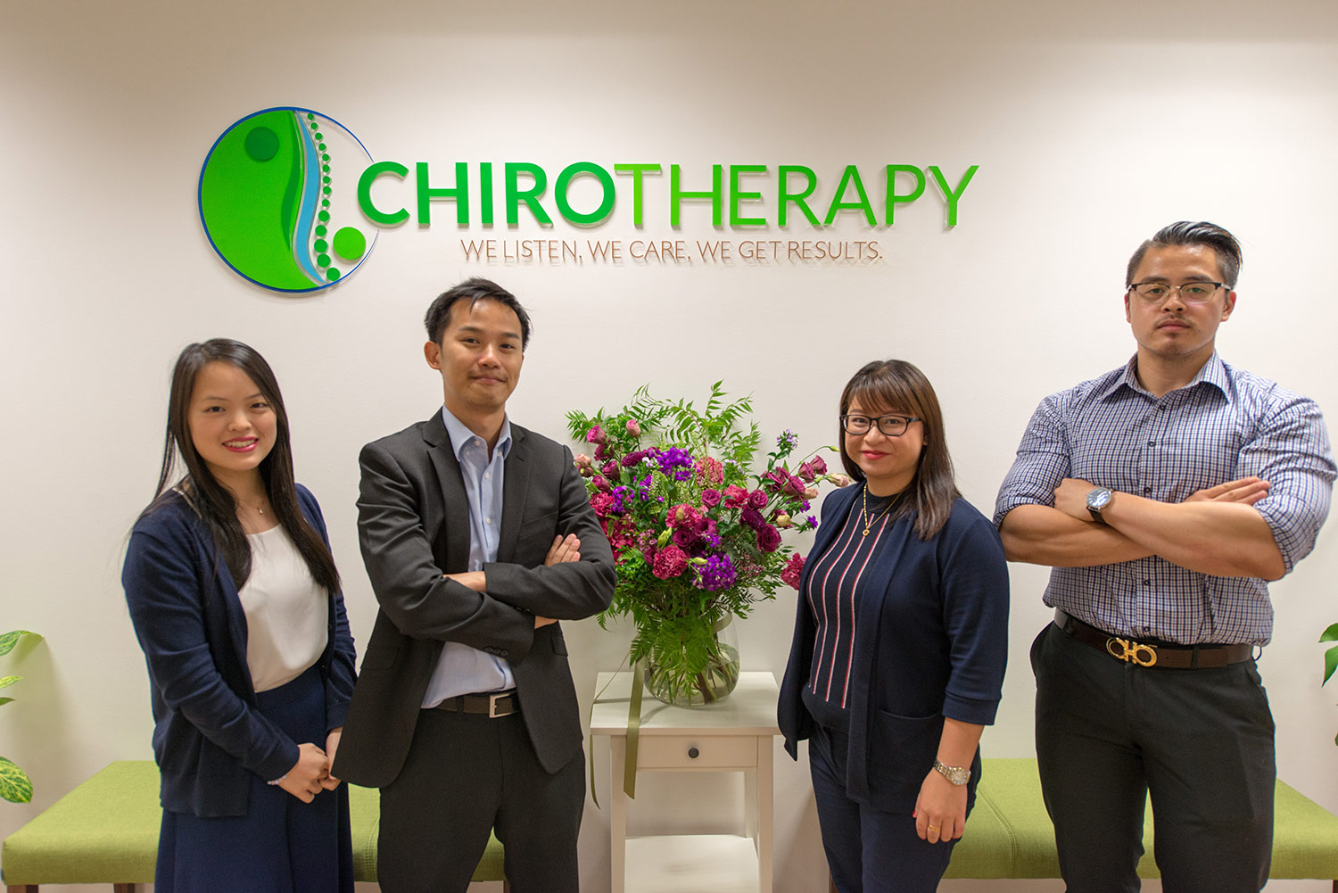 Chirotherapy Team